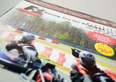 Motorsports – Karting Promotional Materials