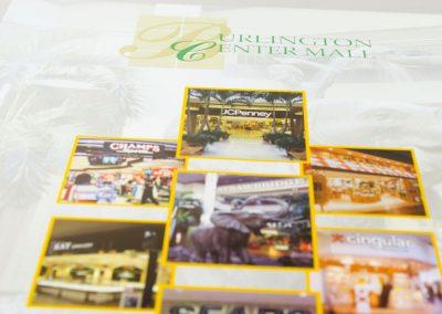 Shopping Mall Leasing Brochure II