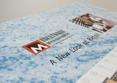 Real Estate Capability Brochure/Folder