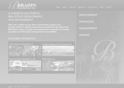 Brahin Properties