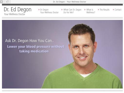 Dr. Ed Degon