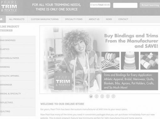 Pearl Trim & Textile