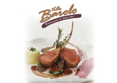 Villa Barolo Restaurant